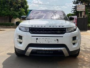 Land Rover Range Rover Evoque 2013 White   Cars for sale in Lagos State, Ikeja
