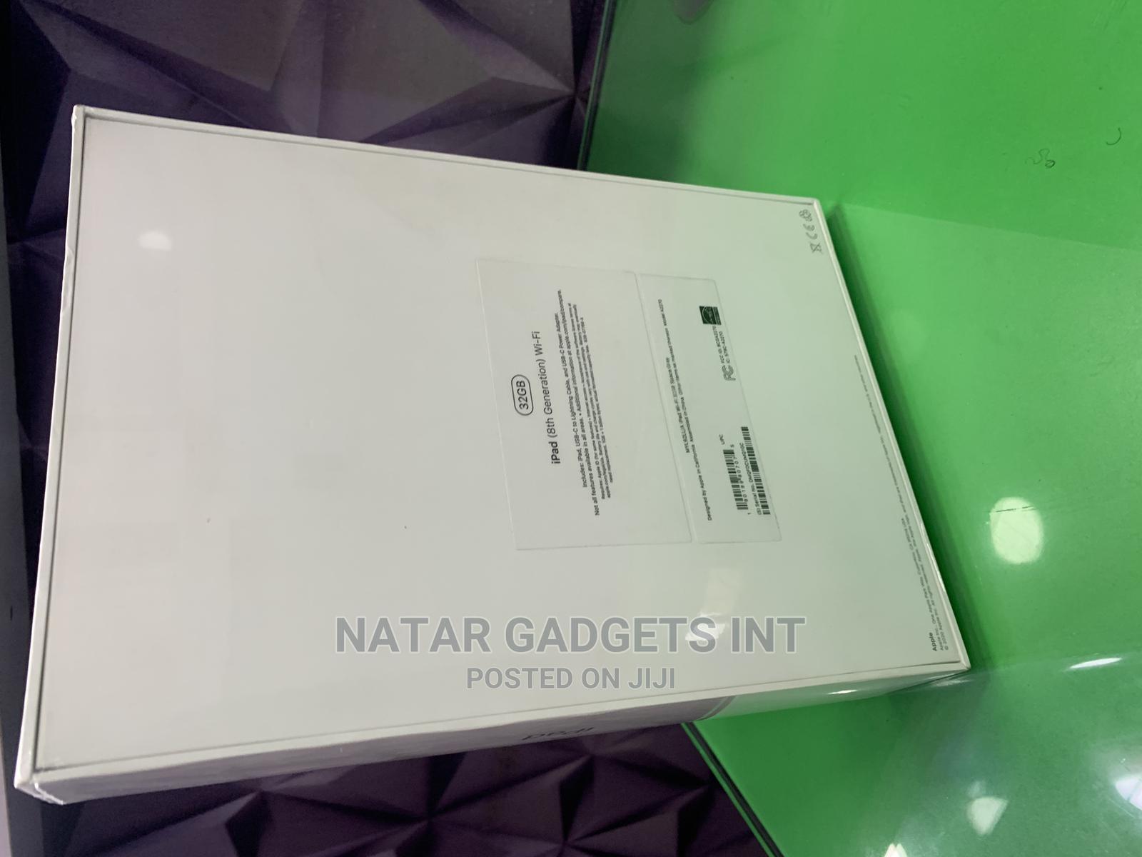 New Apple iPad 10.2 (2020) 32 GB Gray   Tablets for sale in Ikeja, Lagos State, Nigeria