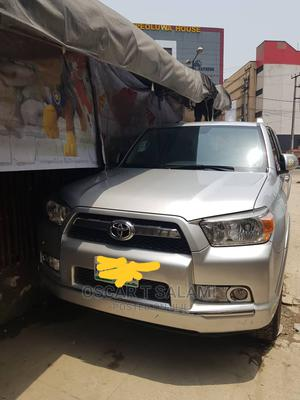 Toyota 4-Runner 2013 SR5 4X4 Silver | Cars for sale in Lagos State, Amuwo-Odofin
