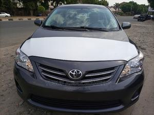 Toyota Corolla 2013 Gray | Cars for sale in Abuja (FCT) State, Central Business Dis