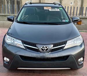Toyota RAV4 2013 XLE AWD (2.5L 4cyl 6A) Gray | Cars for sale in Lagos State, Ikeja