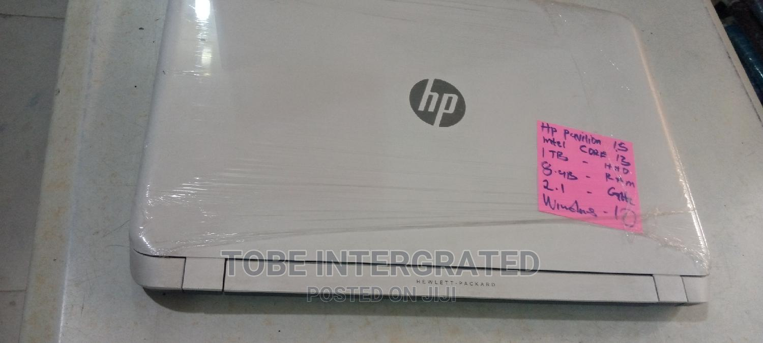 Laptop HP Pavilion 15 8GB Intel Core I3 HDD 1T