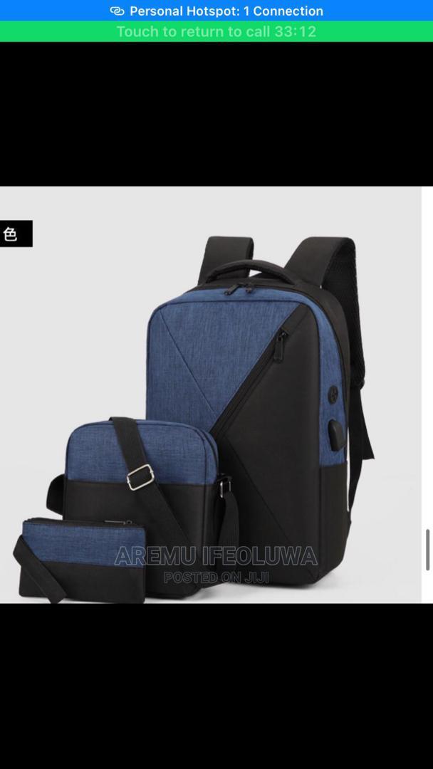 3-1 Back Pack   Bags for sale in Lagos Island (Eko), Lagos State, Nigeria