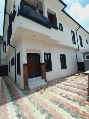 Newly Built 4 Bedroom and a BQ in a Serene Estate | Houses & Apartments For Rent for sale in Lagos State, Lekki