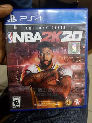 Nba2k20 Pre-Owned   Video Games for sale in Abuja (FCT) State, Wuse