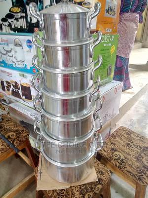 Tornado Alluminium Pot   Kitchen & Dining for sale in Lagos State, Alimosho