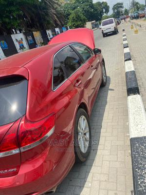 Toyota Venza 2013 XLE AWD Red | Cars for sale in Lagos State, Lekki