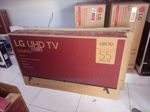 LG Un70 55 Inches Uhd Smart 4K TV | TV & DVD Equipment for sale in Abuja (FCT) State, Wuse
