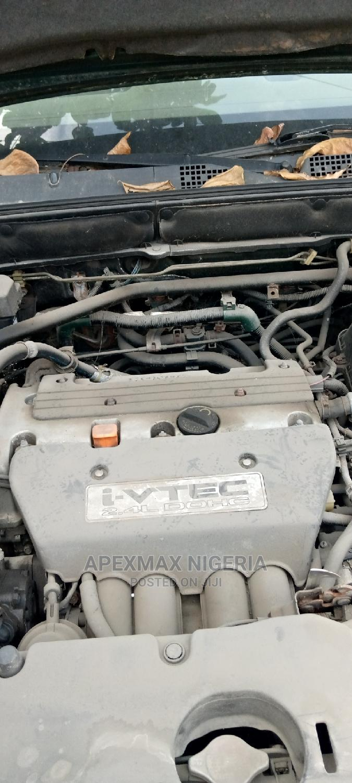 Archive: Honda CR-V 2003 2.0i ES Automatic Gold