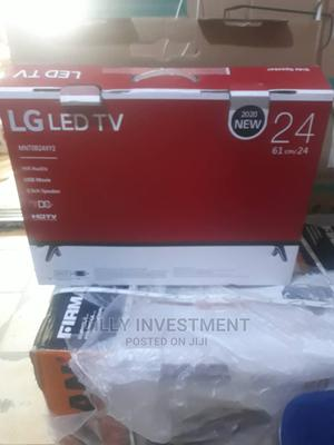 24 Inches Lg Led Television | TV & DVD Equipment for sale in Abuja (FCT) State, Wuse