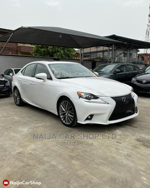 Lexus IS 2015 White | Cars for sale in Lagos State, Ikeja