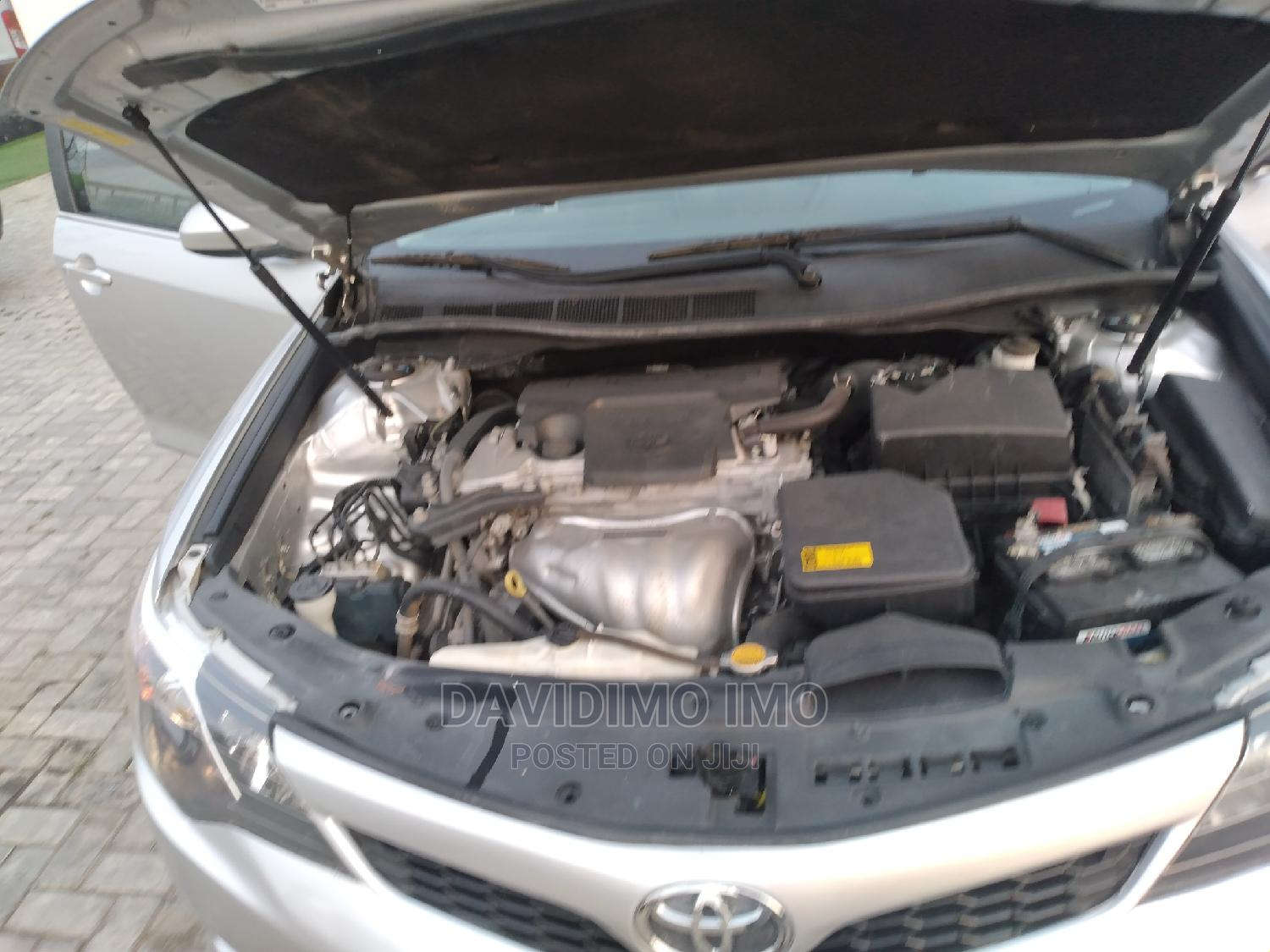 Toyota Camry 2014 Silver | Cars for sale in Ajah, Lagos State, Nigeria