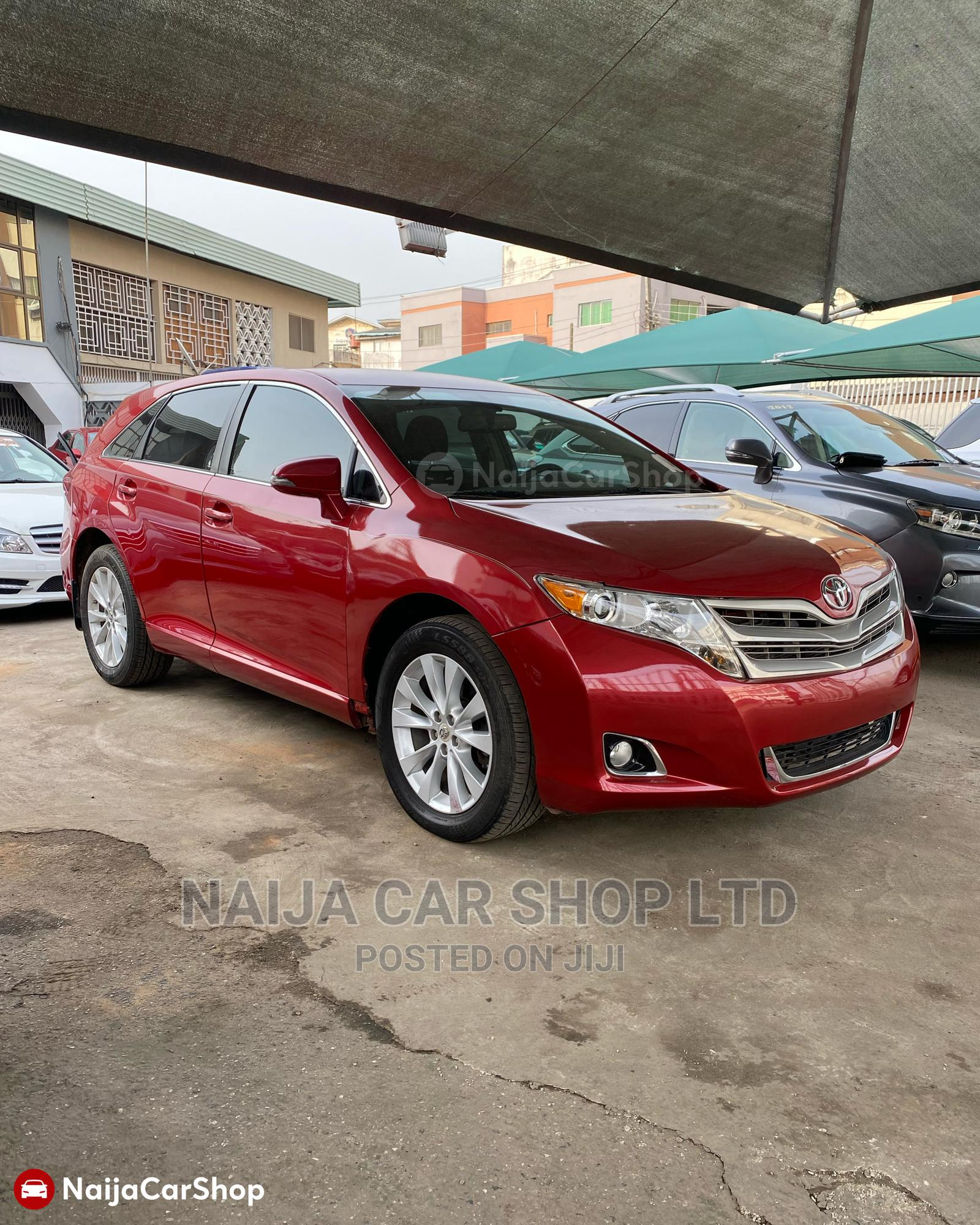 Toyota Venza 2013 LE FWD Red