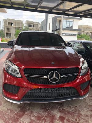 Mercedes-Benz GLE-Class 2016 Red | Cars for sale in Lagos State, Isolo