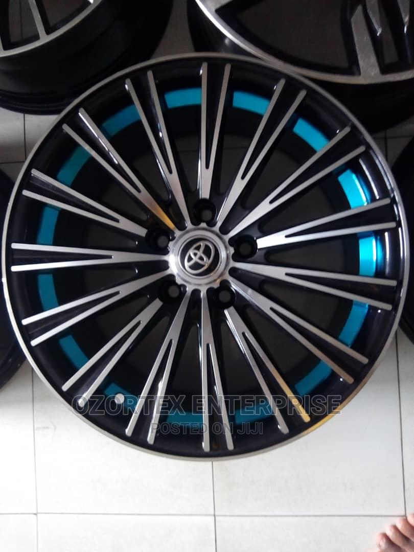 17inch Alloy Wheels /Rim for Toyota Camry