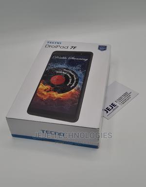 New Tecno DroiPad 7F 16 GB Black | Tablets for sale in Lagos State, Ikeja