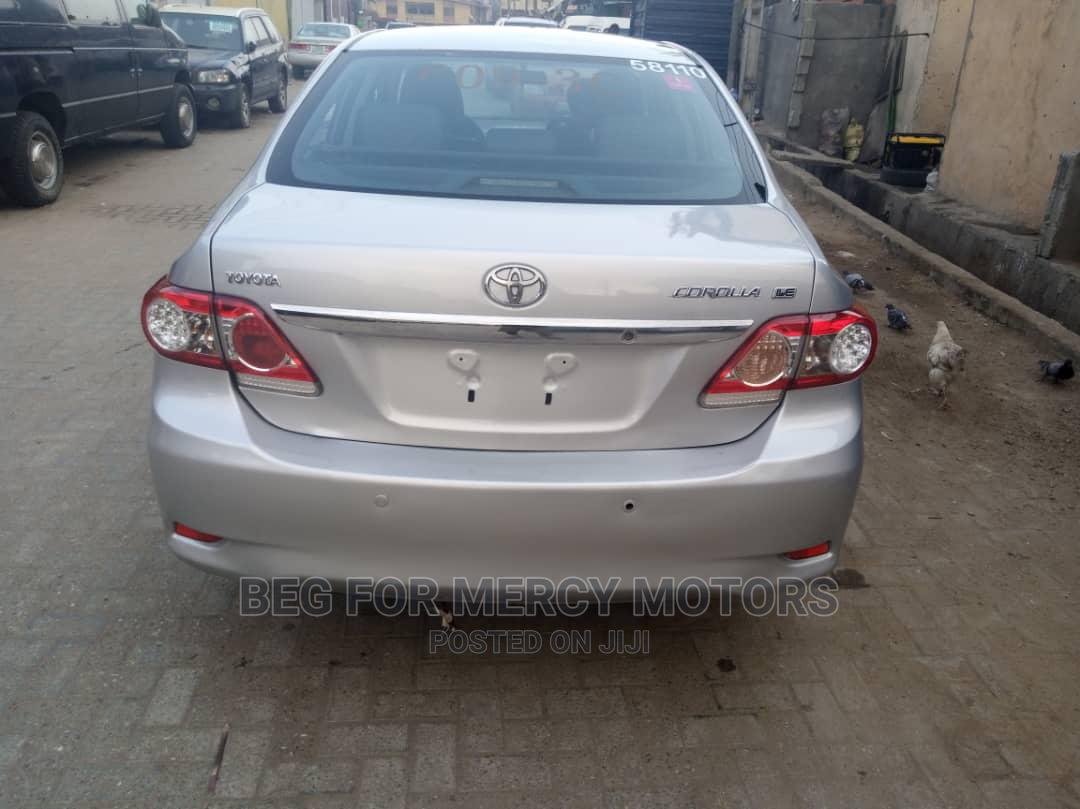 Toyota Corolla 2013 Silver | Cars for sale in Mushin, Lagos State, Nigeria