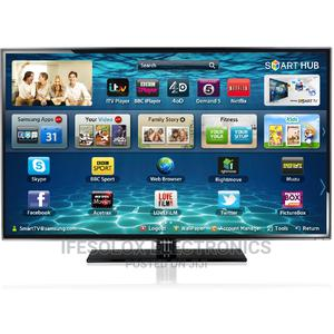 46 Inch Samsung Smart Ultra HD LED TV - London Used | TV & DVD Equipment for sale in Lagos State, Ojo
