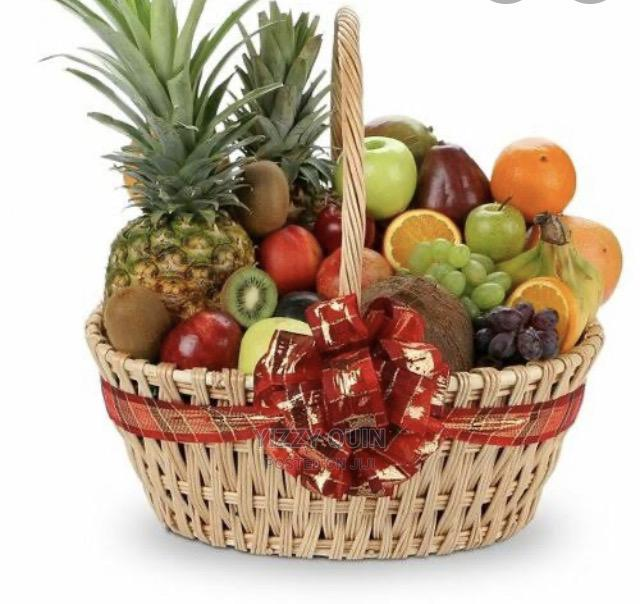 Archive: Fruit Basket