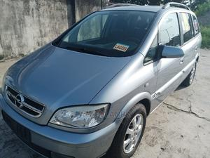 Opel Zafira 2005 1.8 Blue   Cars for sale in Lagos State, Amuwo-Odofin