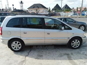 Opel Zafira 2003 Silver   Cars for sale in Lagos State, Amuwo-Odofin