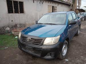 Toyota Hilux 2012 2.0 VVT-i Blue   Cars for sale in Lagos State, Ikeja