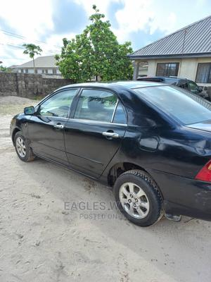 Toyota Corolla 2006 1.4 VVT-i Black   Cars for sale in Lagos State, Lekki