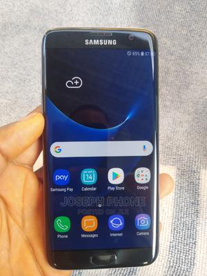 Samsung Galaxy S7 edge 64 GB Black | Mobile Phones for sale in Lagos State, Ajah