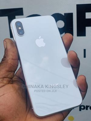 Apple iPhone X 64 GB White | Mobile Phones for sale in Akwa Ibom State, Uyo