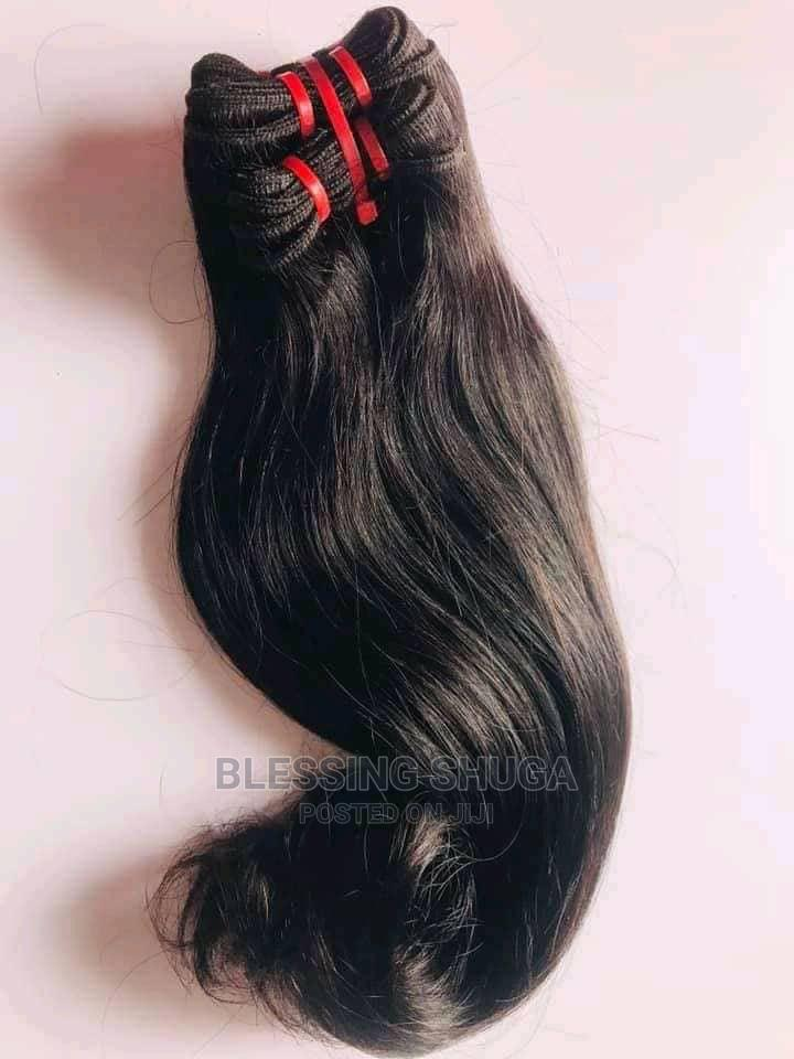 Archive: Pure Human Hairs