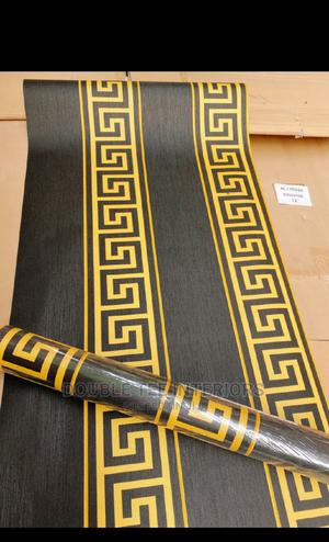 Black and Yellow Fendi/ Grey and Black   Home Accessories for sale in Lagos State, Yaba