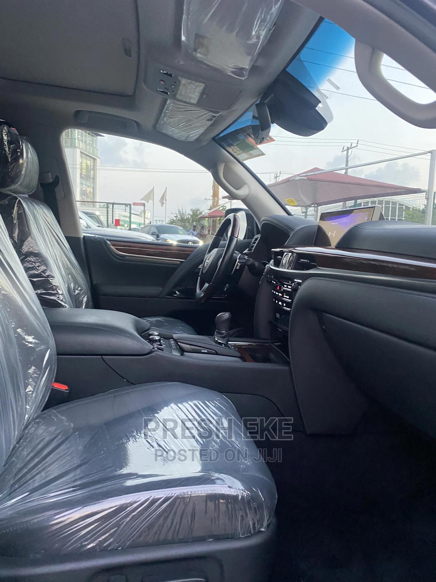 Lexus LX 2017 570 Base Gray   Cars for sale in Lekki, Lagos State, Nigeria