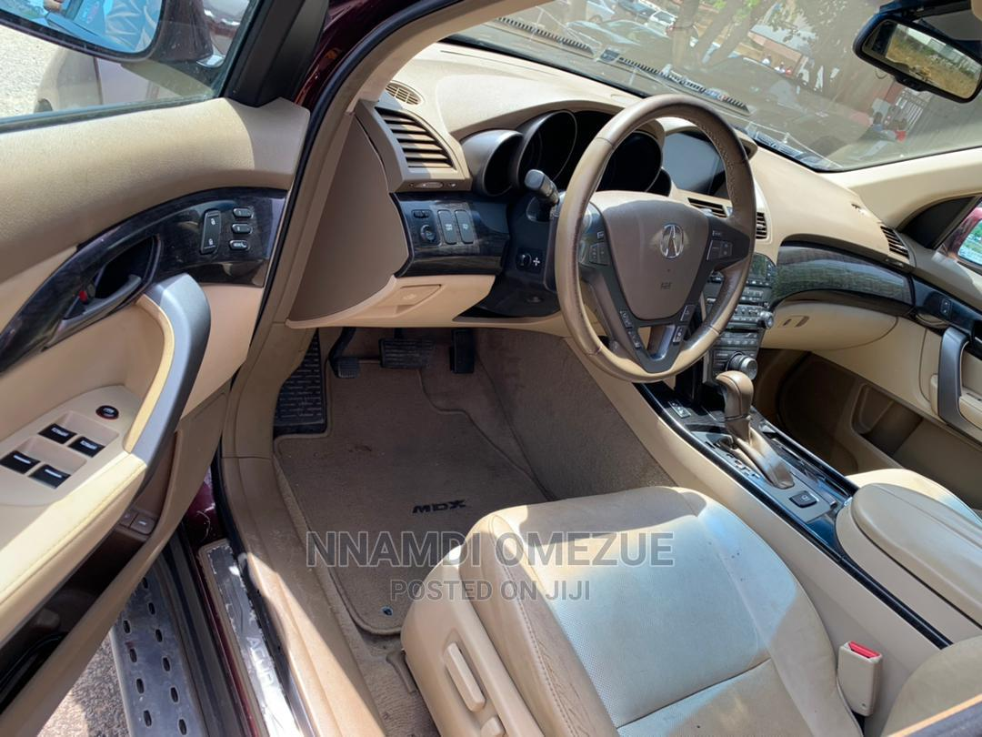 Acura MDX 2008 Red | Cars for sale in Gwarinpa, Abuja (FCT) State, Nigeria