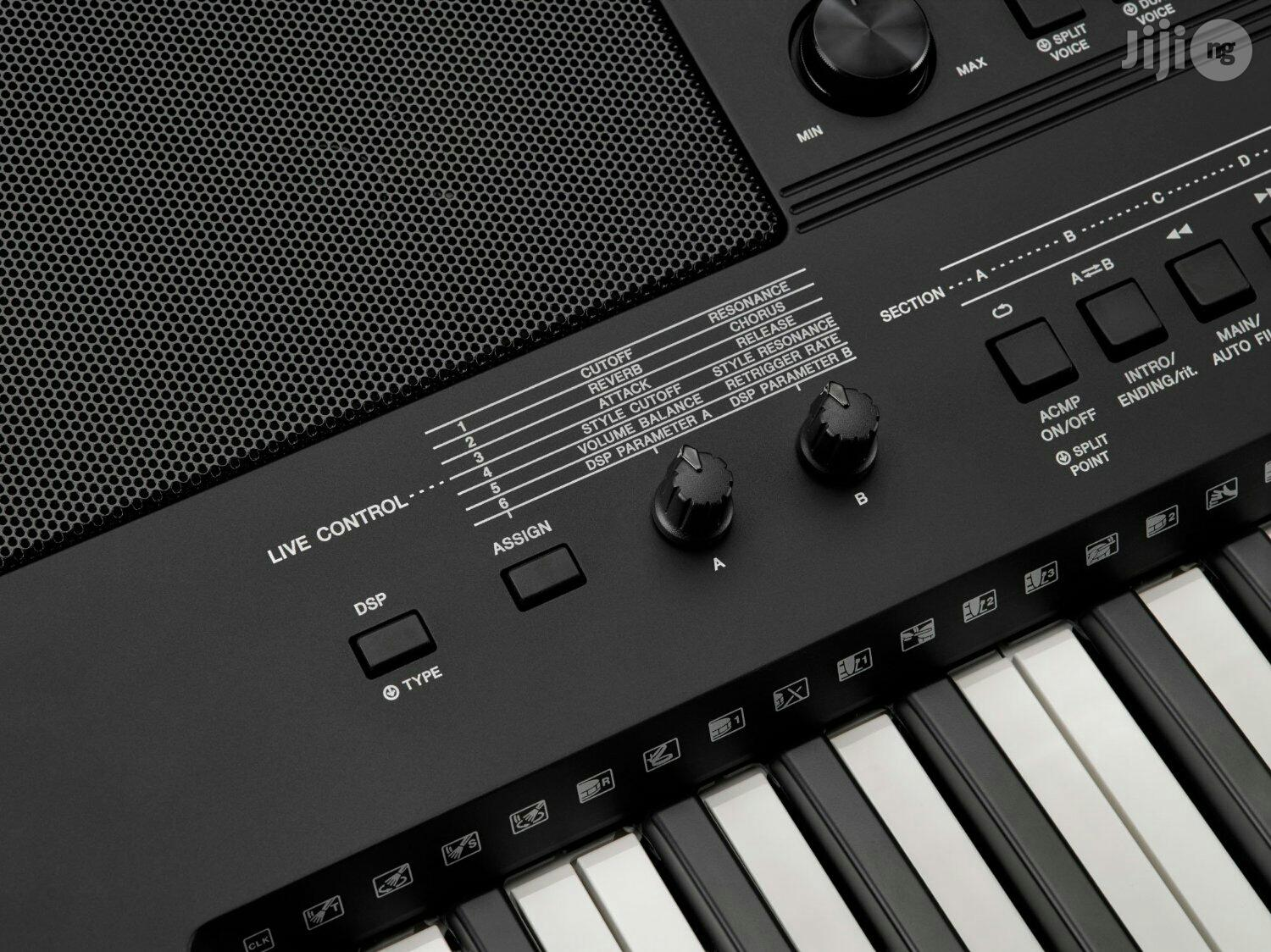 Yamaha Psr E453 | Musical Instruments & Gear for sale in Ojo, Lagos State, Nigeria