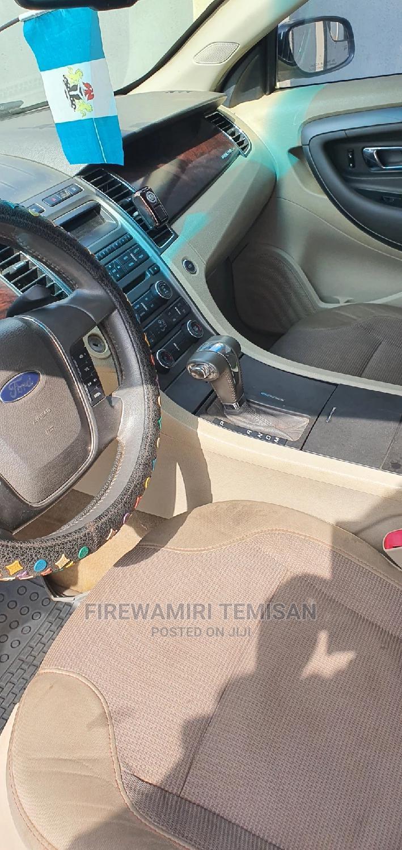 Ford Taurus 2012 SEL Silver   Cars for sale in Ibadan, Oyo State, Nigeria