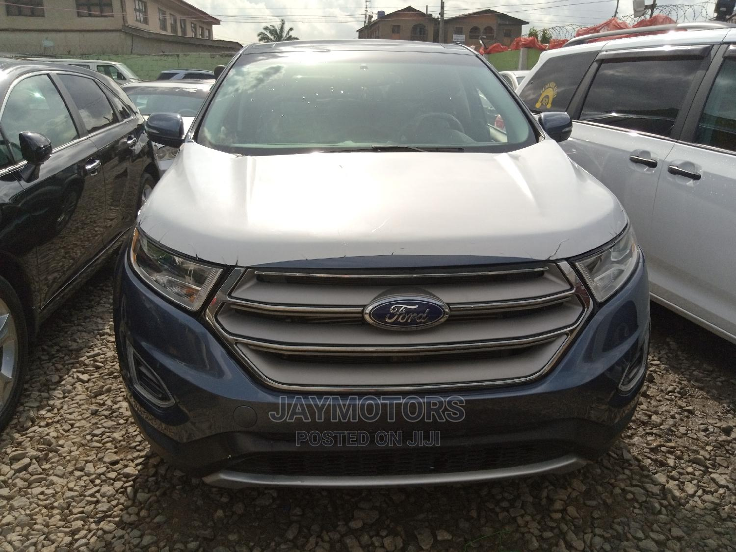 New Ford Edge 2019 Gray