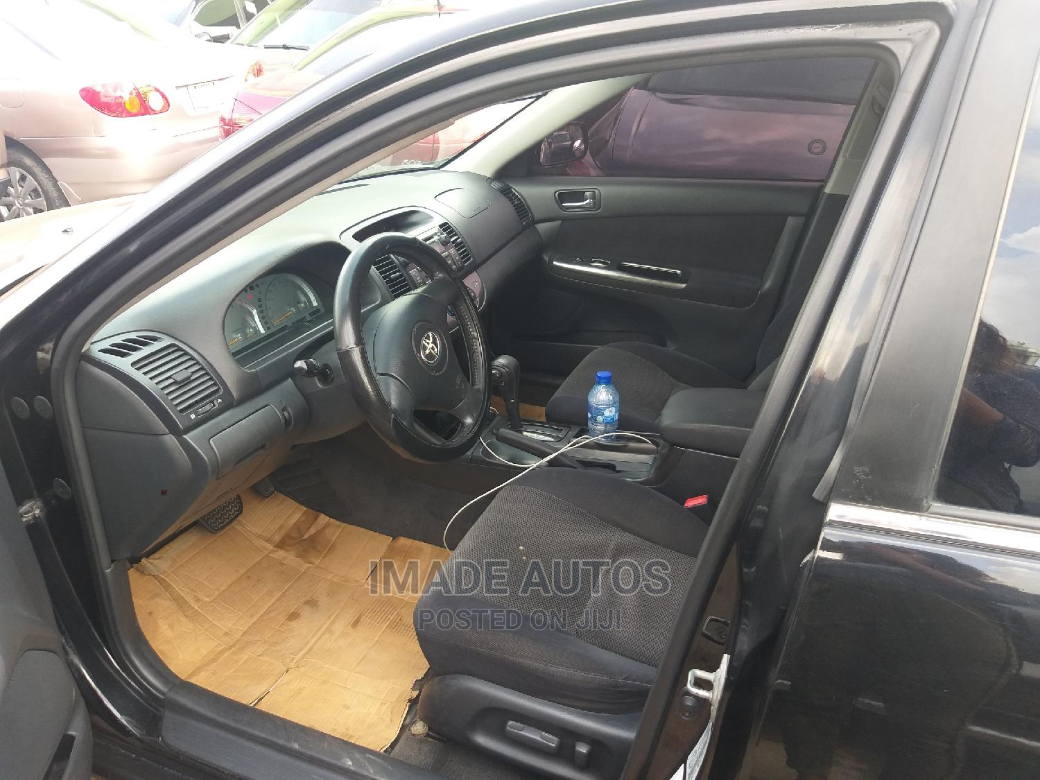 Toyota Camry 2003 Black | Cars for sale in Agege, Lagos State, Nigeria