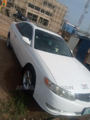 Toyota Solara 2001 White | Cars for sale in Ekiti State, Ado Ekiti