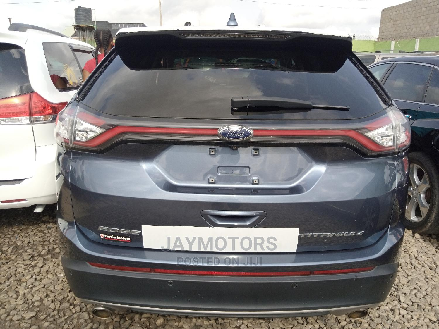 New Ford Edge 2019 Gray   Cars for sale in Agege, Lagos State, Nigeria
