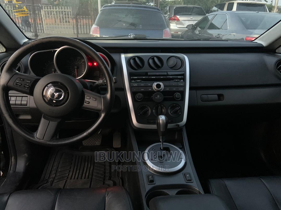 Archive: Mazda CX-7 2008 Grand Touring Black