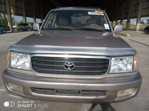 Toyota Land Cruiser 2001 Silver   Cars for sale in Lagos State, Apapa