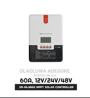 60A Mppt Solar Charge Controller 12v/24v/48v   Solar Energy for sale in Ogun State, Abeokuta South
