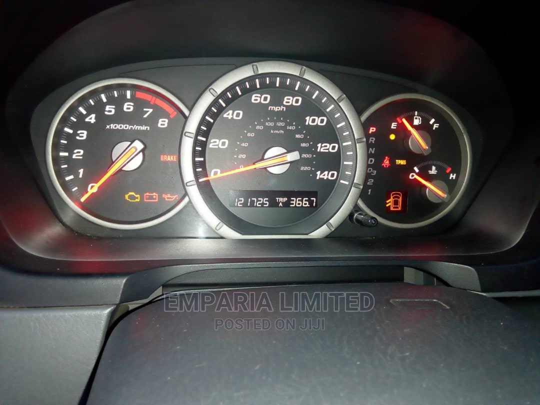 Archive: Honda Pilot 2008