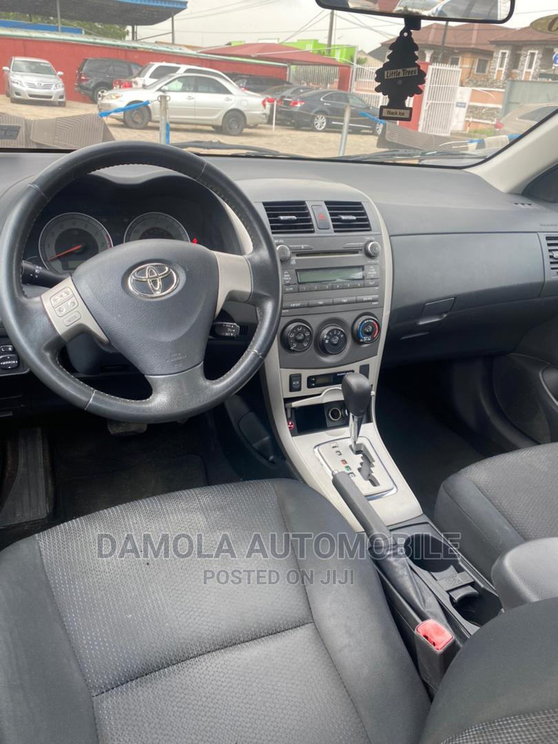 Toyota Corolla 2010 Silver | Cars for sale in Ikeja, Lagos State, Nigeria