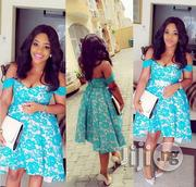 African Print Ankara Gown And Ankara Dress   Clothing for sale in Plateau State, Jos