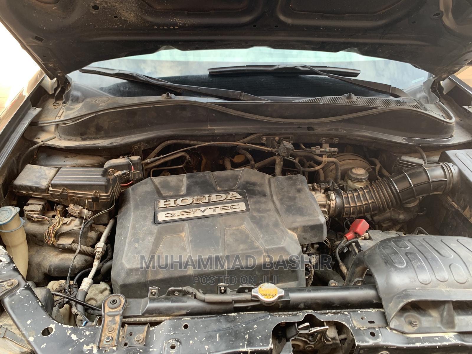 Honda Ridgeline 2008 RTX Black | Cars for sale in Gwarinpa, Abuja (FCT) State, Nigeria