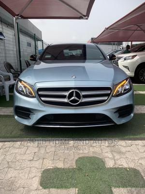 Mercedes-Benz E300 2017 Blue | Cars for sale in Lagos State, Lekki