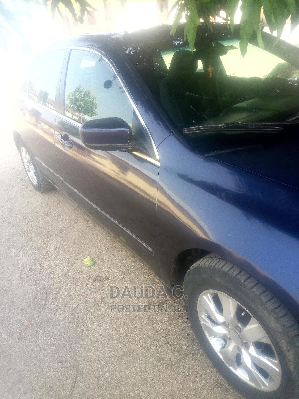 Honda Accord 2008 2.4 EX Automatic Blue | Cars for sale in Jos, Plateau State, Nigeria