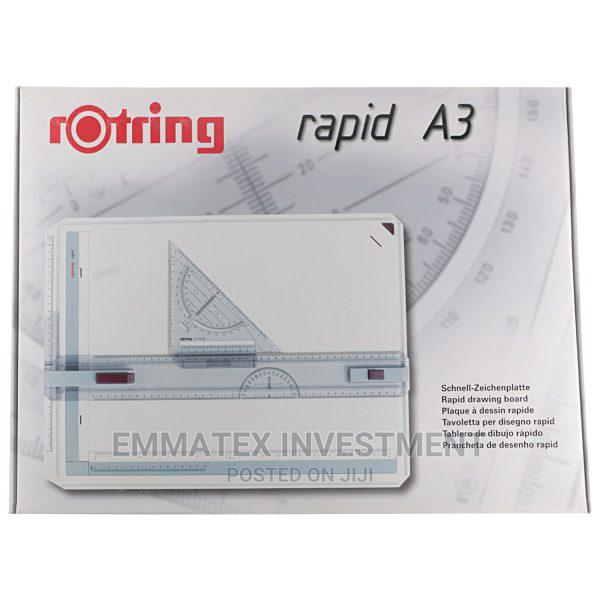 Rotring Rapid Premium Drawing Board A3 | Stationery for sale in Lagos Island (Eko), Lagos State, Nigeria