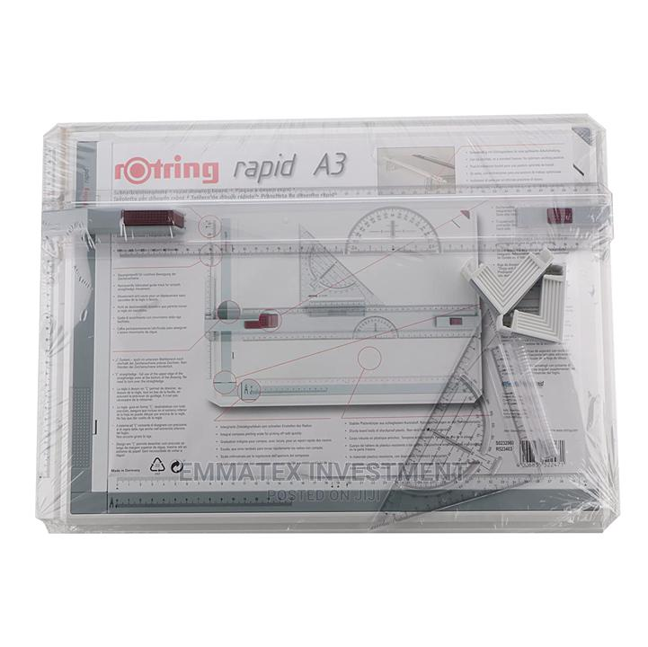 Rotring Rapid Premium Drawing Board A3